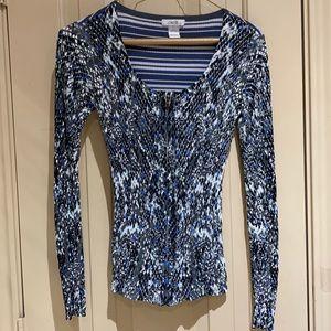 Caché blouse size S